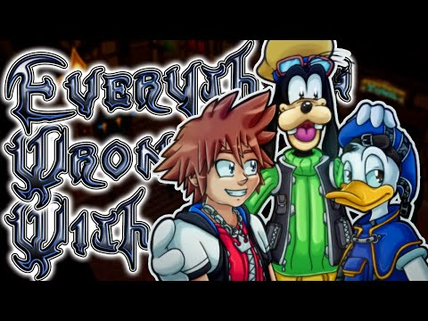 Everything Wrong With Kingdom Hearts in Almost 27 Minutes
