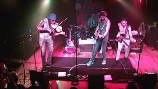 Crystal Garden ft. Boyd Tinsley Encore @ Asheville Music Hall 7-13-2017