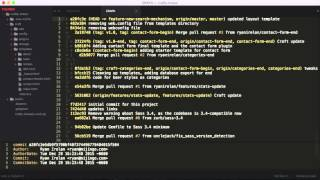 Using Git in Sublime Text