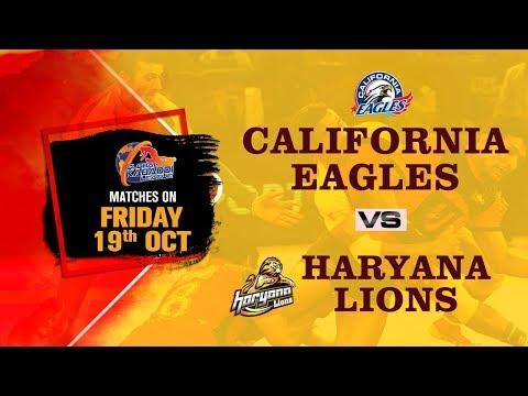 Global Kabaddi League 2018 |Delhi Tigers  V/S