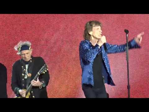 The Rolling Stones - Rocks Off @ Barcelona 2017