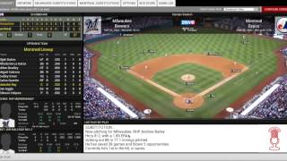 Out of the Park Baseball (OOTP) 16: Montreal Expos 2004 Playthrough [EP15]
