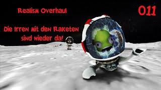 Kerbal Space Program RSS ► Sputnik PS1 #11 ♦ [4k] Let's Play Real Solar System 1.0.4