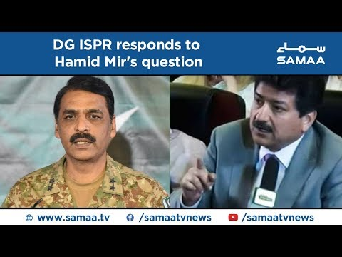 dg-ispr-responds-to-hamid-mir's-question-on-indian-aggressive-designs