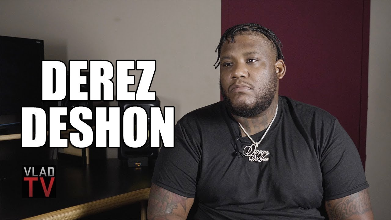 Derez: Wherever I'm At, I'm Strapped - I'd Rather Do Time Than Be Dead (Part 8)