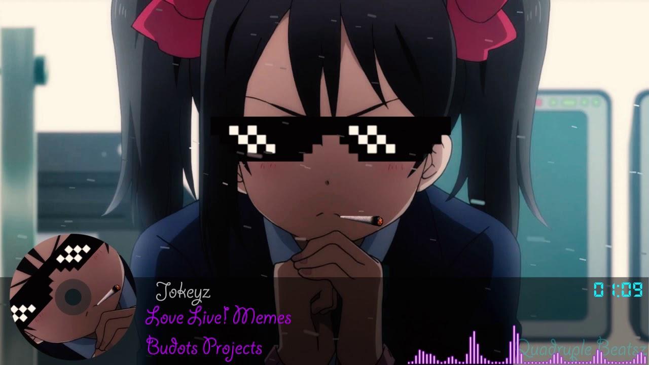 Love Live! Memes Budots Remix Projects (DJ Jokeyz) - Nico Nico Nii Remix