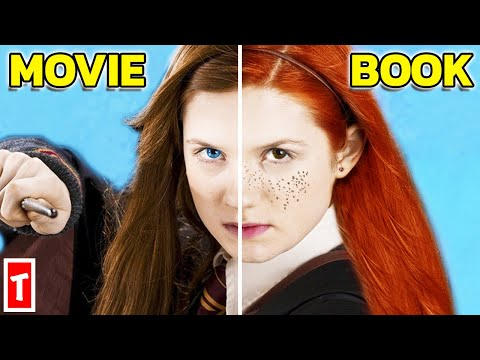 Harry Potter Gryffindor Characters Should Have Looked Way Different