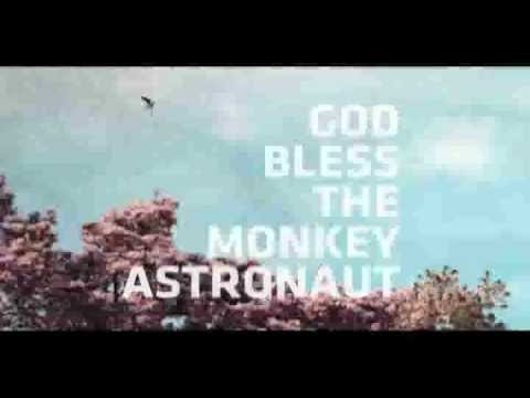God Bless The Monkey Astronaut - Bald!