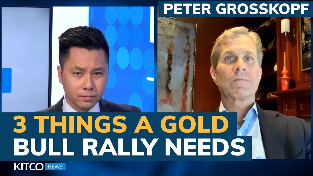 This is how gold price will skyrocket to new highs in 6 months - Peter Grosskopf