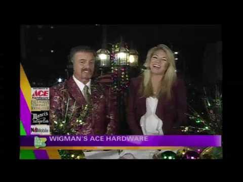 Mystic Stripers Society Mardi Gras Parade - LOCAL 15 News, WPMI - 2/23/17