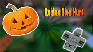 Roblox Block Jagd Halloween