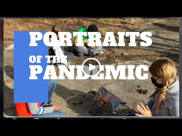 """Portraits of the Pandemic"" - Oak Park School Documents What it's Like to Live in a Pandemic"