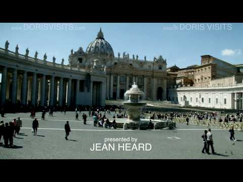 Vatican City Guide, Jean for Doris Visits the gem in Rome