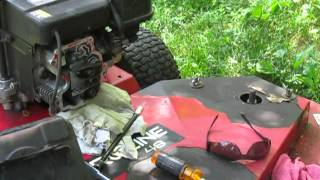 Remove Gasket Sealant with Fingernail