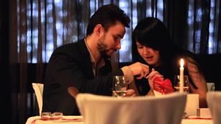 День св. Валентина в ресторане