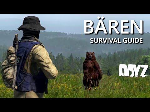 Mit diesem Trick sind Bären keine Gefahr mehr! | Survival Guide #6 (1/2) | DayZ Deutsch