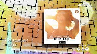 Jam El Mar & Adina Butar - Right In The Night (Official Music Video) (HD) (HQ)