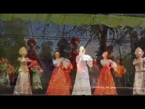 Different European Folk Dances