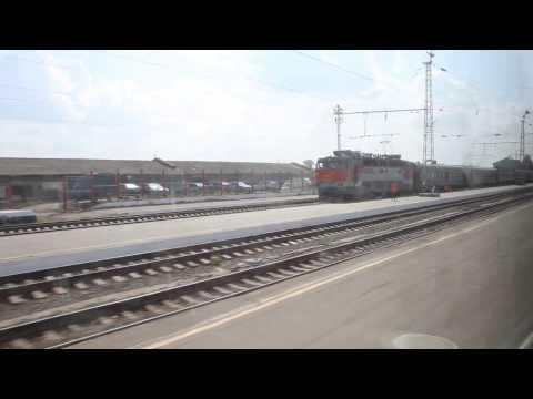Отправление со станции Киров-Пассажирский