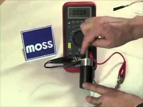 Overdrive Transmission - How to Test the Overdrive Solenoid - YouTube