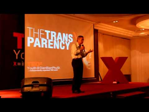 The Importance of Transparency in Health Services | Ngoc Huu Tran | TEDxYouth@DienBienPhuSt