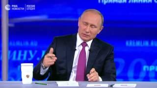 Путин об основной задаче российской медицины