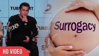 Salman Khan On Surrogacy Adoption | Fun Night With Tubelight Cast