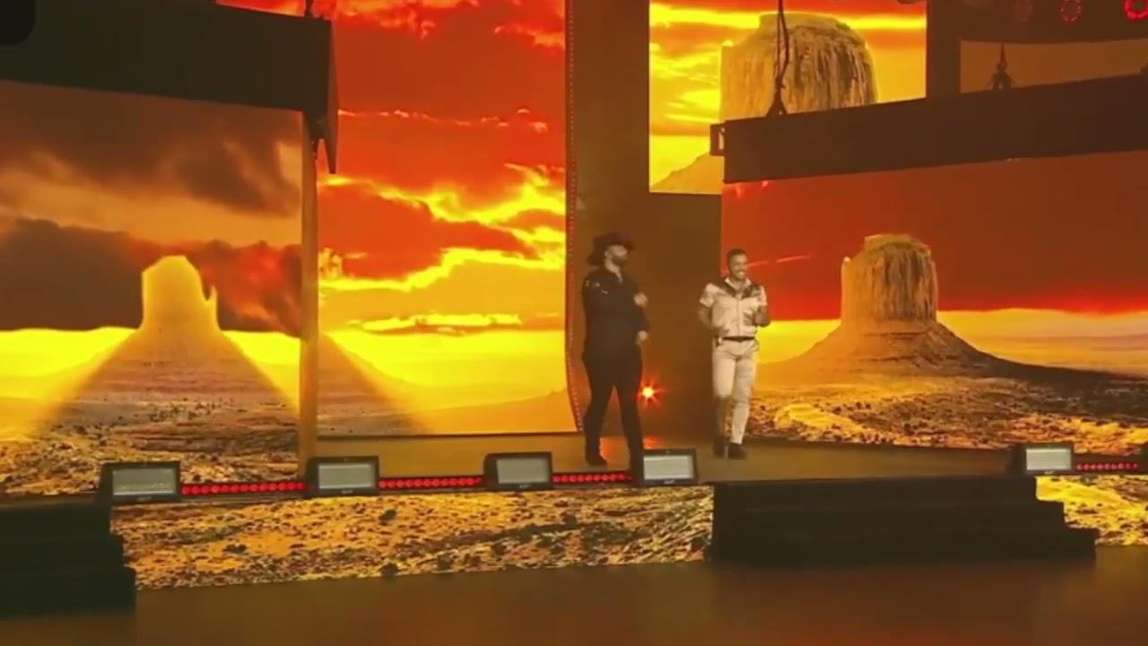 Show Premios Heat Jessi Uribe y Carin Leon - Resultó Muy Perra