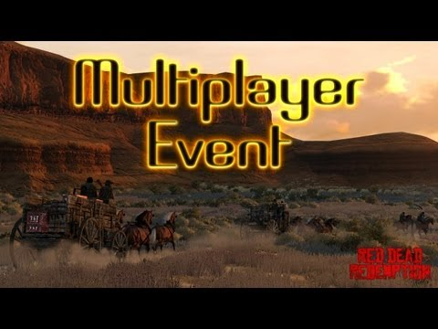 Rockstar Games Multiplayer Event April 13 2013 - Red Dead Redemption