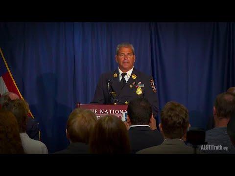First Responders Urge 9/11 Investigation — Sept. 11, 2019 Press Conference