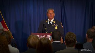 First Responders Urge 9/11 Investigation — Sept. 11, 2019 Press Conference