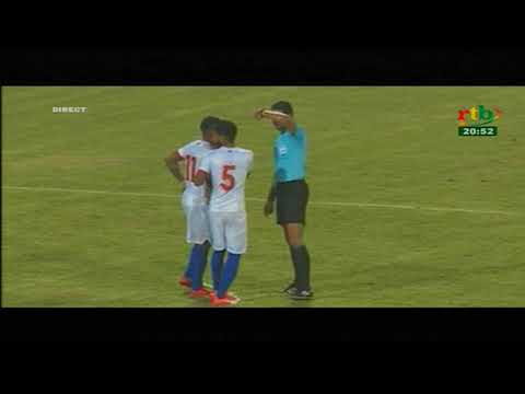 RTB - Match Burkina Faso Vs Cap Vert  2ème Mi Temps Du 14 Novembre 2017