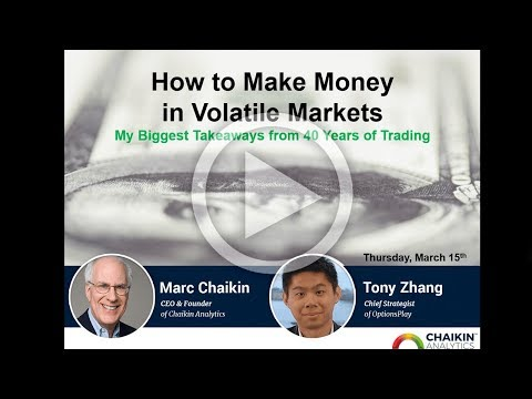 How to Make Money in Volatile Markets My Biggest Takeaways from 40 Years of Trading 3/15/18