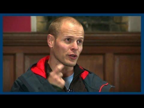 Tim Ferriss | Q & A | Oxford Union