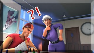 Scout's Favorite Thing to Draw [SFM](Made for Piemations' TF2 Tape Crate! Animated one of Scout's answers on his third AMA session. Check out Nathan Vetterlein's (Scout's voice actor) Twitch ..., 2016-09-03T15:09:35.000Z)