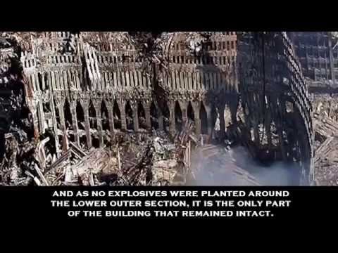 New Evidence 9/11 was an inside job. A controlled demolition