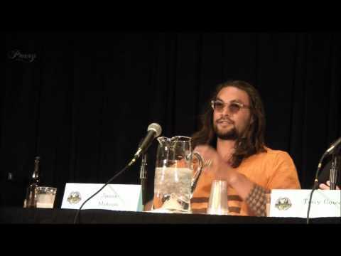 Jason Momoa Q&A Dragon Con 2012