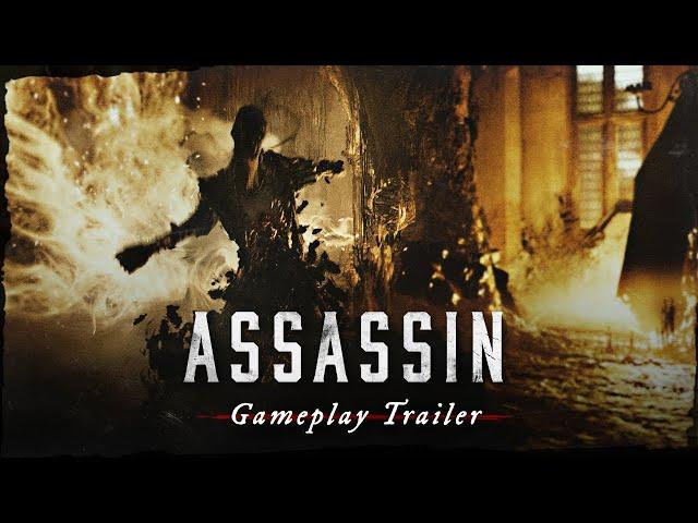 Hunt: Showdown   Assassin Gameplay Trailer
