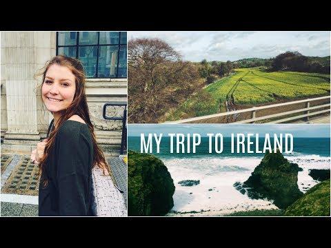 Travel Diary: Dublin and Belfast, Ireland!