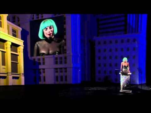 Official Video: Lady Gaga's Acceptance Speech at the 2011 CFDA Fashion Awards