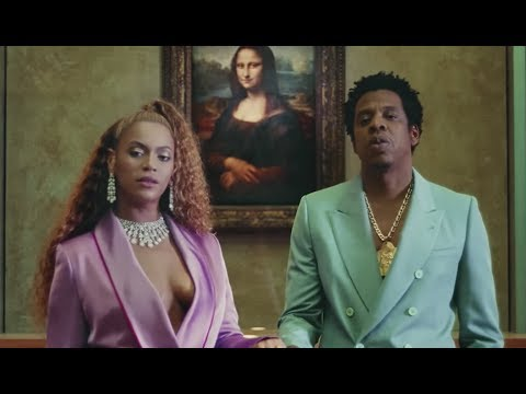 "BEYONCE AND JAY Z (THE CARTERS) - ""APES**T""  ILLUMINATI EXPOSED"