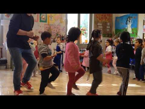 lab didattico musicale RCVE scuola infanzia