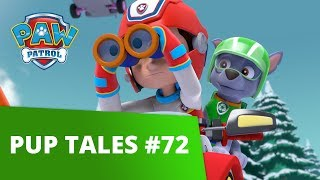 PAW Patrol | Pup Tales #72 | Rescue Episode! | PAW Patrol Official & Friends