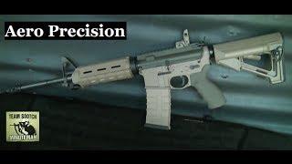 Aero Precision Ar 15 Factory Cerakote Rifle Project.
