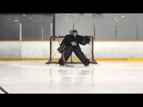 Junior Hockey Goaltender - Kenneth Nichol - Recruiting Video