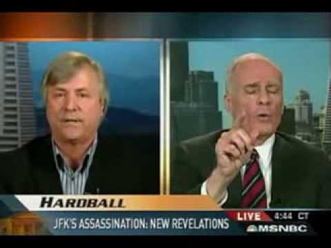 """VINCENT BUGLIOSI & DAVID TALBOT ON """"HARDBALL"""" (MSNBC)(MAY 29, 2007)"""