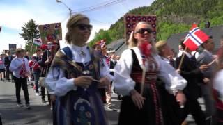 17.Mai 2016 i Solbergelva