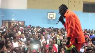 Stixx Media| UK/Zimbabwe Summer Fiesta 2014: Luton Highlights - Nox Freeman Shinso jah love Dongo