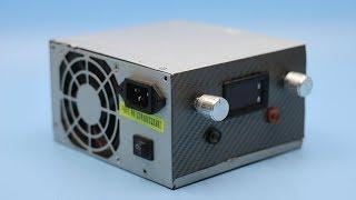 видео Зарядное устройство из БП компьютера для автомобильного аккумулятора: как сделать зарядку из компьютерного блока питания своими руками