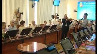 Кубанский симфонический оркестр отметил юбилей(В этом году прославленному коллективу творческого объединения «Премьера» под управлением художественног..., 2012-07-02T07:01:47.000Z)